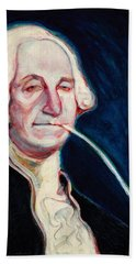 George Washington Bath Towel