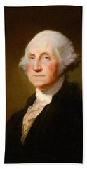 George Washington Bath Towel