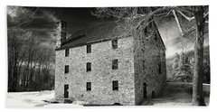 George Washingtons Gristmill Hand Towel
