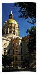 Georgia State Capitol Hand Towel