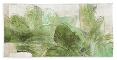 Bath Towel featuring the digital art Gerberie - 30gr by Variance Collections
