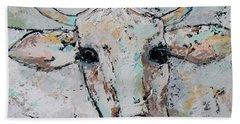 Gertie Bath Towel by Kirsten Reed