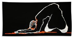 Gethsemanes Call Hand Towel