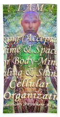 Getting Super Chart For Affirmation Visualization V3u Bath Towel