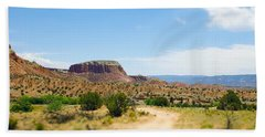 Ghost Ranch  Hand Towel