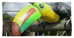 Giant Toucan Hand Towel