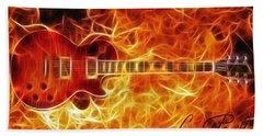 Gibson Les Paul Hand Towel