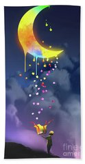 Gifts From The Moon Bath Towel