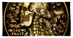 Give Me Liberty Or Give Me Death Hand Towel