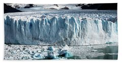 Glaciar 003 Hand Towel