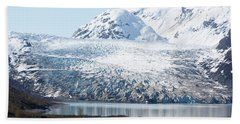 Glacier Beach Bath Towel