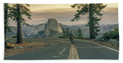 Glacier Point Adventure Hand Towel