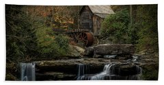 Glade Creek Grist Mill Hand Towel