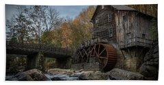 Glade Creek Water Wheel Hand Towel