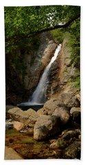 Glen Ellis River At The Falls Bath Towel