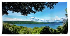 Glen Lake Hand Towel