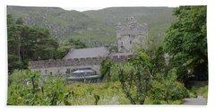 Glenveagh Castle Gardens 4287 Bath Towel