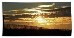 Glorious Sunset Hand Towel