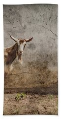 London, England - Goat Hand Towel