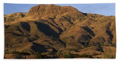 Goat Rock - Los Padres National Forest Hand Towel