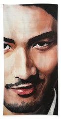 Godfrey Gao Bath Towel