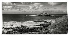 Godrevy Lighthouse 1 Hand Towel