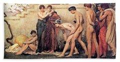 Gods At Play Hand Towel