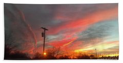 Bath Towel featuring the photograph God's Beauty by Stacy C Bottoms