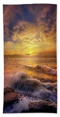 Hand Towel featuring the photograph Gods Natural Cure by Phil Koch