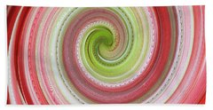 Going In Circles Hand Towel