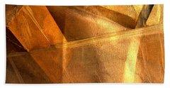 Gold Still Hand Towel