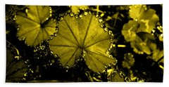 Golden Dew Bath Towel