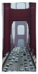 Golden Gate Bridge, San Francisco Bath Towel