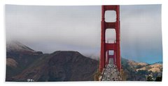 Golden Gate Bath Towel