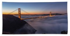 Golden Gate Bath Towel