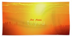 To You #002 Hand Towel