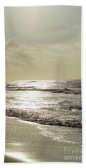 Golden Morning At Folly Bath Towel