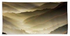 Golden Valley Bath Towel