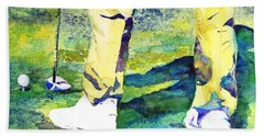 Golf Series - High Hopes Hand Towel