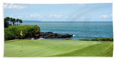Golf View Bath Towel