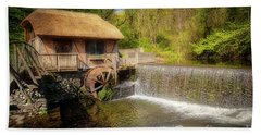 Gomez Mill House Bath Towel