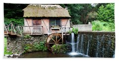 Gomez Mill In Summer #2 Hand Towel
