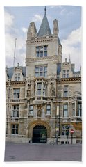 Gonville And Caius College. Cambridge. Hand Towel