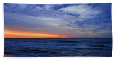 Good Morning - Jersey Shore Hand Towel