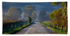 Good Morning Cades Cove 3 Hand Towel