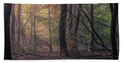 Good Morning Speulderbos Hand Towel