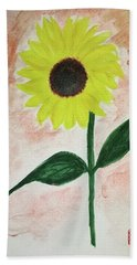 Good Morning Sunshine Hand Towel