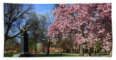 Goodale Park In The Spring Hand Towel