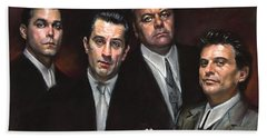 Goodfellas Bath Towel