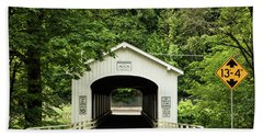 Goodpasture Covered Bridge Hand Towel